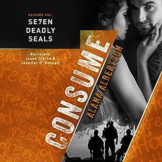 Consume audiobook cover art