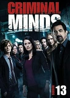 studio1 New, Criminal Minds: Season 13 (DVD,2018), Fast and Free!!!