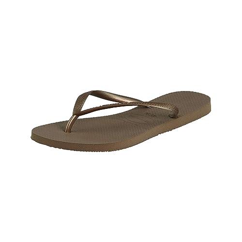 109412f60a5b Havaianas Kid s Slim Flip Flop Sandals (Toddler Little Kid)