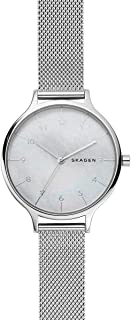Skagen Analog Mother of Pearl Dial Women's Watch - SKW2701