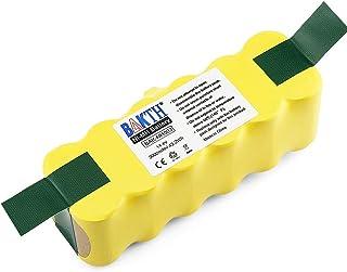 BAKTH 14.4V 3000mAh NI-MH Battery for iRobot Roomba 500 510 520 530 532 535 540 545 550 552 555 560 562 570 580 581 582 58...