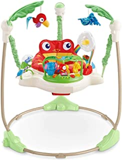 OneStop Electric Baby Walker and Jumper with Light and Music Jumperoo Baby Learning Walker for Baby Under Age 2