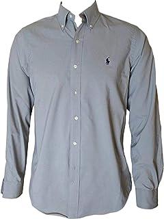 RL Men's Big and Tall Classic Fit Plaid Button Down Shirt