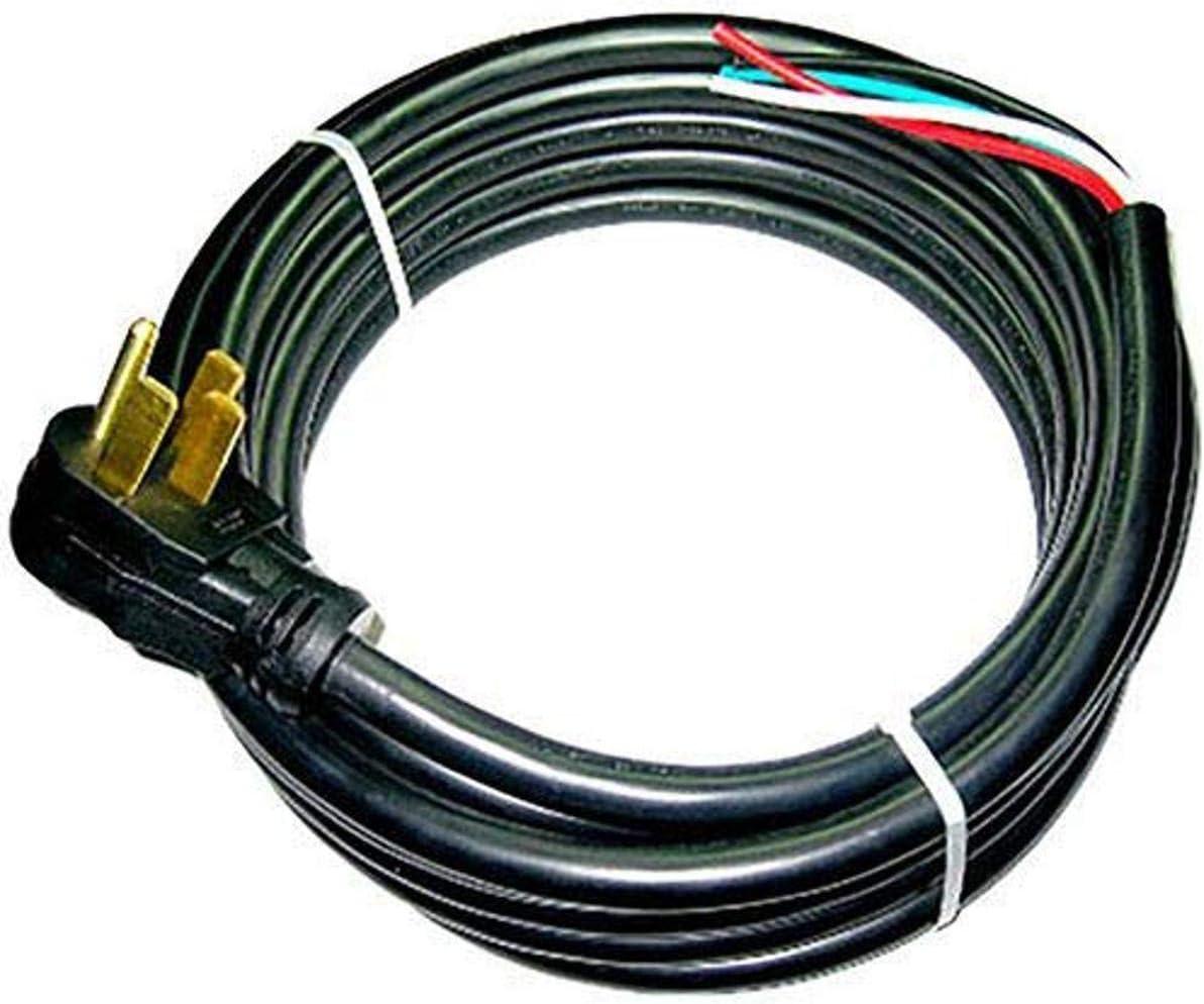 Conntek 14300 RV Power Cord 4-Foot RV 50 Amp