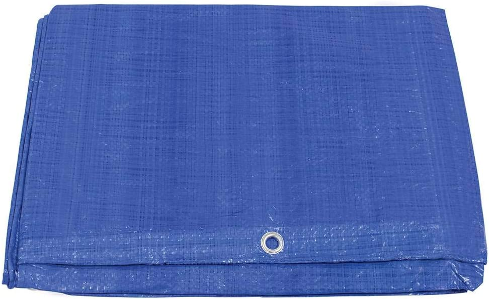 Stens New Free Shipping 756-130 All-Purpose New Orleans Mall Tarp x 8ft Blue 6ft