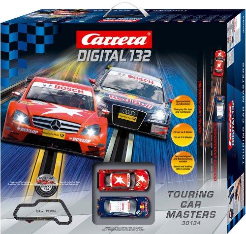 Carrera 30134 - Digital 132 Set Touring Car Masters