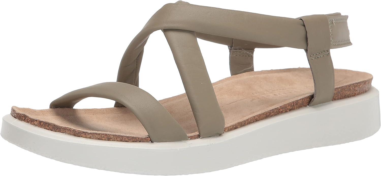 ECCO OFFer Women's latest Corksphere Sandal Ankle