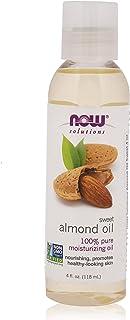 زيت اللوز الحلو من ناو سولوشنز، نقي 100%، 4 اونصة