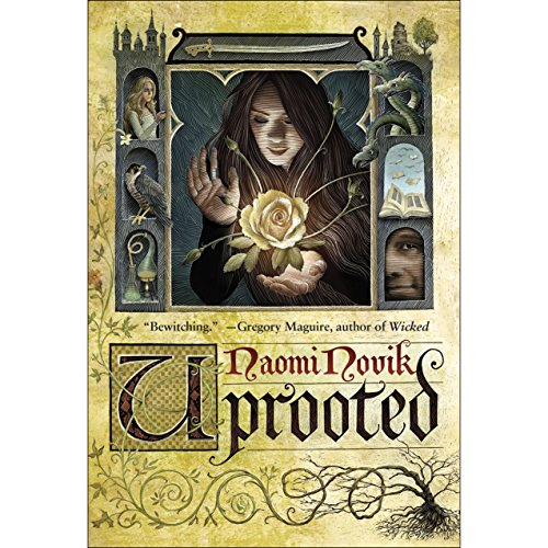 Couverture de Uprooted