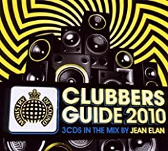 Ministry of Sound: Clubbers Guide 2010 by Clubbers Guide 2010 (2010-04-13)