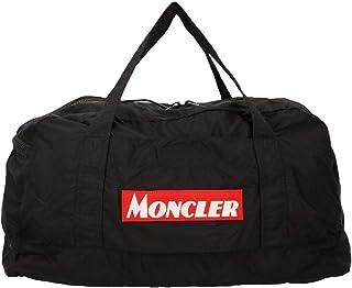 Luxury Fashion | Moncler Mens 400500054155999 Black Travel Bag | Fall Winter 19