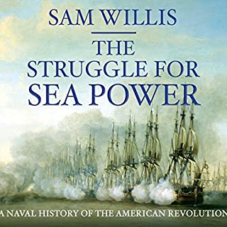 Struggle for Sea Power audiobook cover art