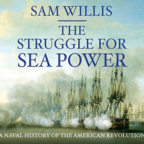 Struggle for Sea Power  By  cover art