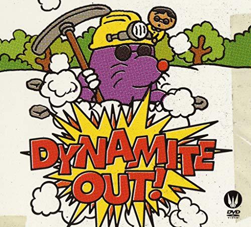 [画像:【メーカー特典あり】Dynamite out(live)(特典:A4クリアファイル付)[DVD]]