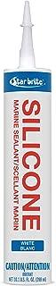 Star brite Marine Silicone Sealant White 10.3 oz