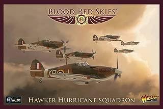 blood red skies hurricane