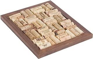 Oenophilia Bamboo Corkboard Trivet Kit