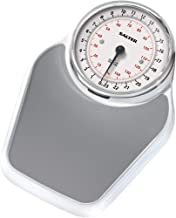 Salter Mechanical Bathroom Scales - Academy Doctors Style, Fast, Accurate Reliable Weighing, Easy Read Analogue Dial, Sturdy Platform, High Capacity kg st and lbs, No Buttons/Batteries, Hassle Free