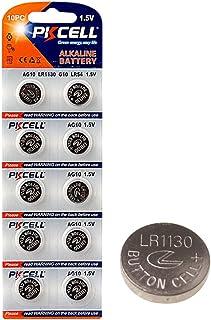 LR1130 L1131 389 390 AG10 Watch Battery Button Cell 10Pcs