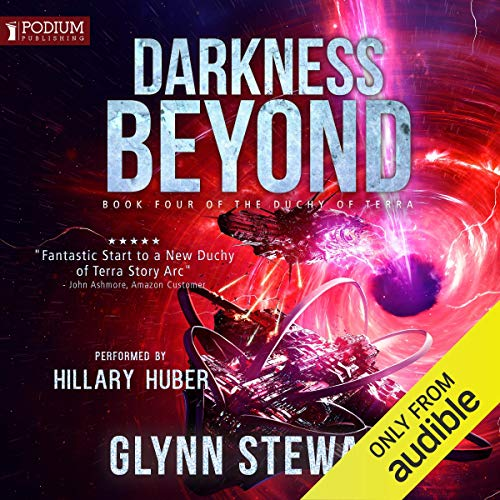 Darkness Beyond cover art