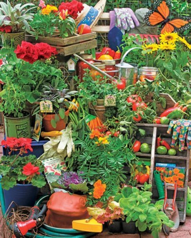 Garden Delights 1000 Piece Jigsaw Puzzle by Springbok