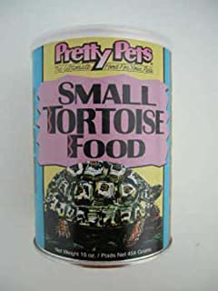 Pretty Bird International SPB77221 16-Ounce Tortoise Food, Small