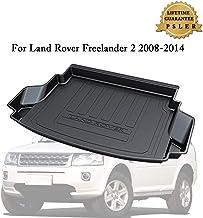 Psler Vehículo All Weather Waterproof Protector Pad Estera Trasera del Trazador de Líneas del Cargo para Freelander 2 2008-2014