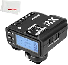 Godox X2T-F Wireless Flash Trigger, Bluetooth Connection, 1/8000s HSS, 5 Separate Group Buttons, for Fuji Camera