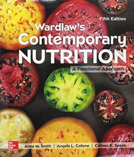 GEN COMBO WARDLAWS CONTEMPORARY NUTRITION; CONNECT ACCESS CARD