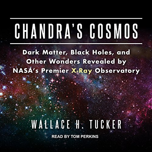 Chandra's Cosmos audiobook cover art