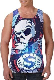 Men's Boys Sleeveless Vest T-Shirts Summer Sweat Shirt Athletic Daily Wear