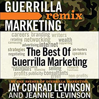 The Best of Guerrilla Marketing cover art