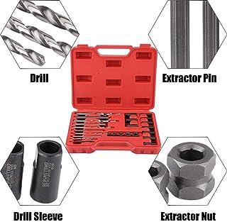 Kit per Il Filo della Testata del Cilindro KKmoon 14mm Utensile per la Riparazione del Filo della Candela
