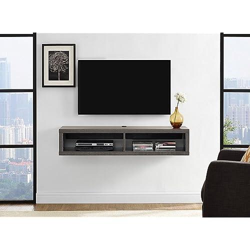 pretty nice a64cf a7c6f TV Wall Shelves: Amazon.com