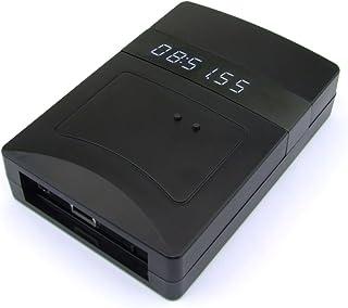 共立電子産業 電波時計信号送信機能付き時計(黒) P18-NTPLRBK