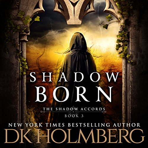 Shadow Born audiobook cover art
