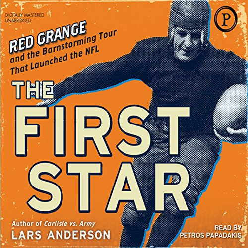 The First Star audiobook cover art