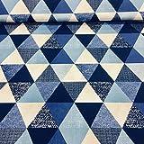 Pure Textilien Erstklassiger Baumwollstoff 0,5lfm, 100%