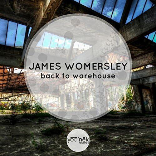 James Womersley