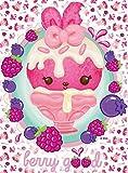 Puzzle–Ceaco–Num noms–parfumé très Berry 100pc NEUF 1668–1