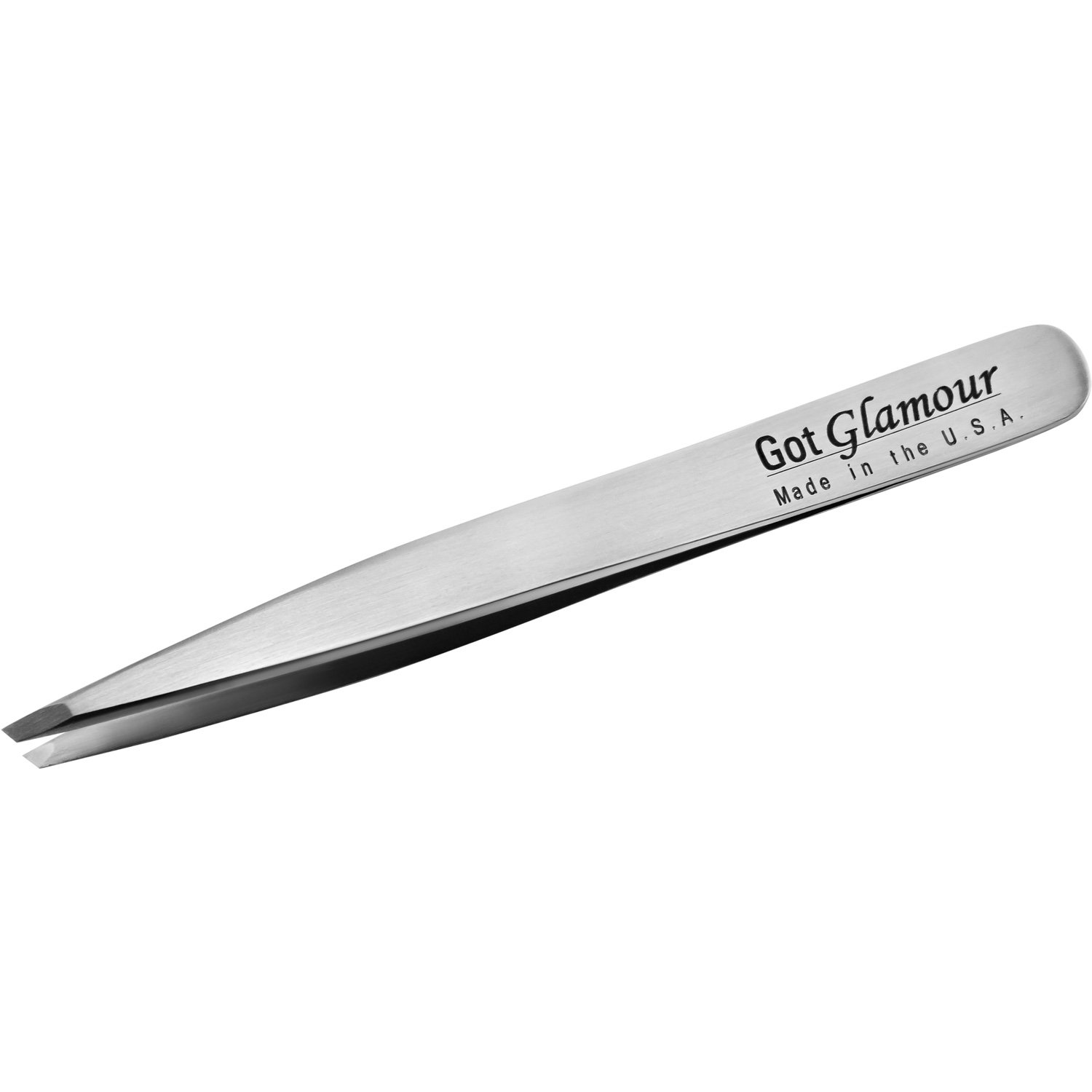 Got Glamour Micro Slant We OFFer at Ranking TOP2 cheap prices Hair Tweezer Stainless Eyebrow Steel