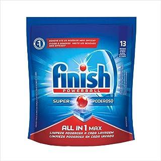 Detergente para Lava Louças em Tablete Finish 13 unidades