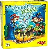 HABA 305216 - Wunderkessel, Memo-Laufspiel für...