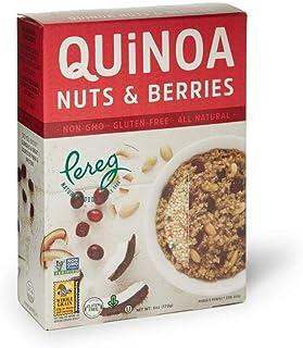 Pereg Quinoa with Nuts & Berries (6 Oz) | Quinoa Grains | Vegan, Non-GMO, Gluten-Free & Kosher Certified | ...