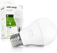 Whitenergy LED Bulb | 14x SMD 2835 | A60 | E27 | 10W | 100-250V | Warm White
