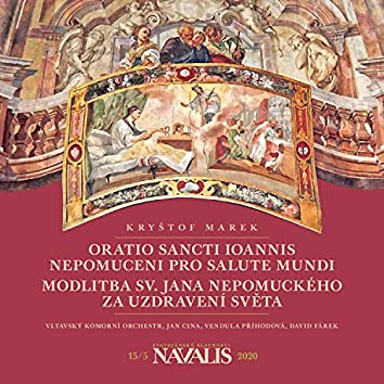 Oratio Sancti Ioannis Nepomuceni Pro Salute Mundi