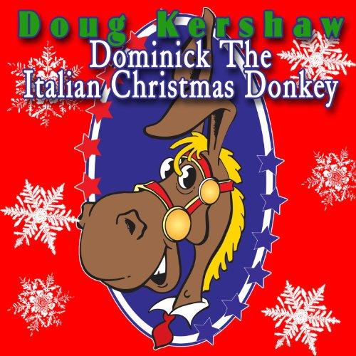 Dominick The Italian Christmas Donkey