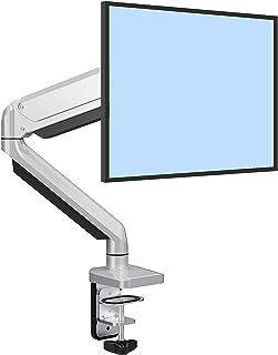 """ErGear Support Écran PC pour 13""""-32"""" LCD/LED Conception Réglable Articulé Ergonomique Ressort à Gaz Technologie Bras Ecran..."""
