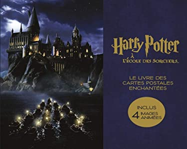 HARRY POTTER COFFRET DE CARTES POSTALES T1 (HARRY POTTER, 1) (French Edition)