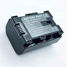 Rechargeable Battery Pack For JVC Everio GZ-EX510BEU, GZ-EX515BEU, GZ-EX515BEK Full HD Memory Camcorder